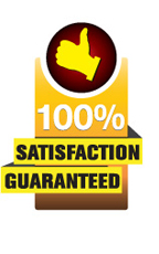 10% Satisfaction Guaranteed
